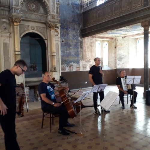 Czech Music Radio Show - Klezmer in Kosice