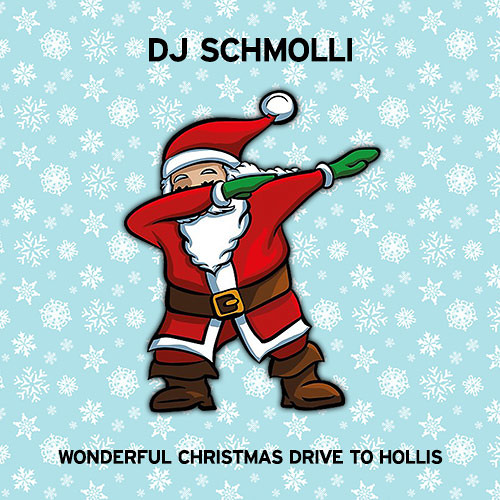 Wonderful Christmas Drive To Hollis