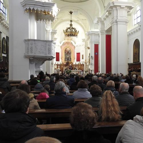 Prisluhni sveti maši v koprski stolnici