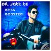 Dil Jatt Te [Bass Boosted] Jass Bajwa (mitrandibass)