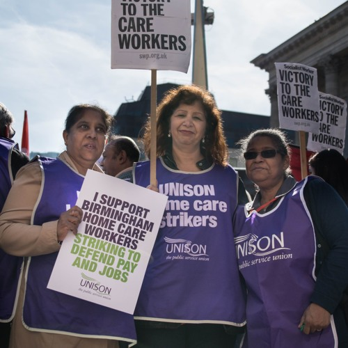 Birmingham Home Care Workers - The vanishing service