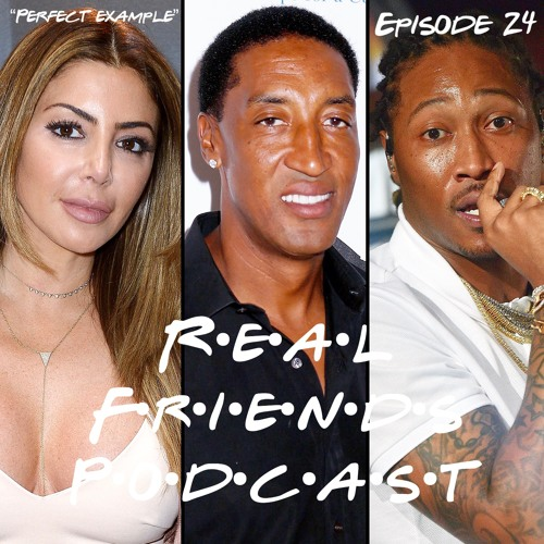 #24 Perfect Example Feat. Mercedes   Real Friends Podcast