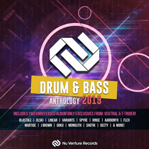 Drum & Bass Anthology: 2019 [35 Tracks for £6.75: OUT NOW!!]