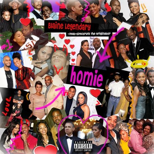Homie Feat. Spectrum The Originator