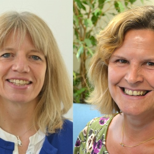 Sharon Manhi And Theresa Hegarty Interview