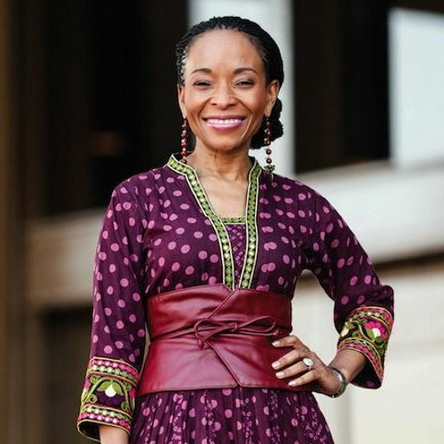 The Future of Leadership Interview with Prof Mamokgethi Phakeng