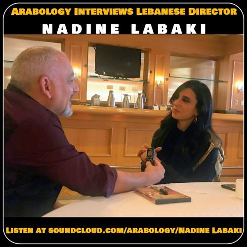 Interview with Nadine Labaki in San Francisco (December 2018)