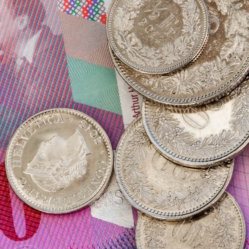 Swiss Up! - From coins to banknotes
