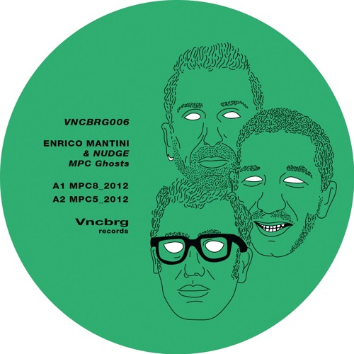 Enrico Mantini & Nudge - MPC Ghosts (VNCBRG006)