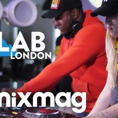 TQD [Royal - T, DJ Q And Flava D] Bumping UK Garage In The Lab LDN