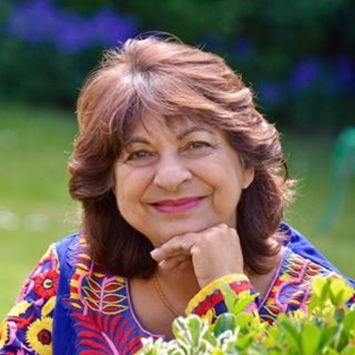 Karen Williams interviews Azmina Jiwa