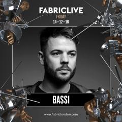 Bassi FABRICLIVE x Flexout Audio Promo Mix