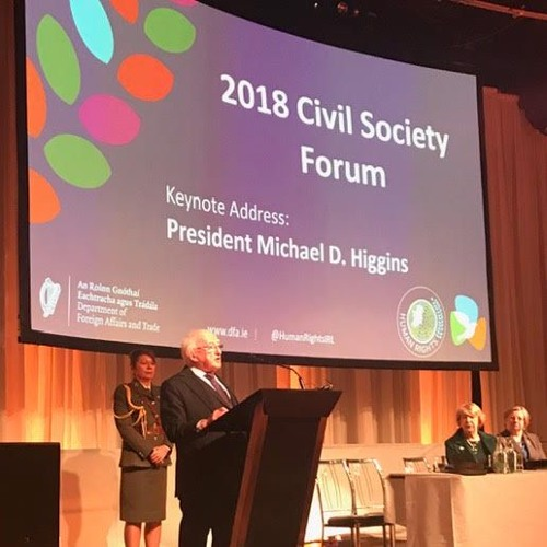 Speech at the 17th Annual Civil Society Forum on Human Rights