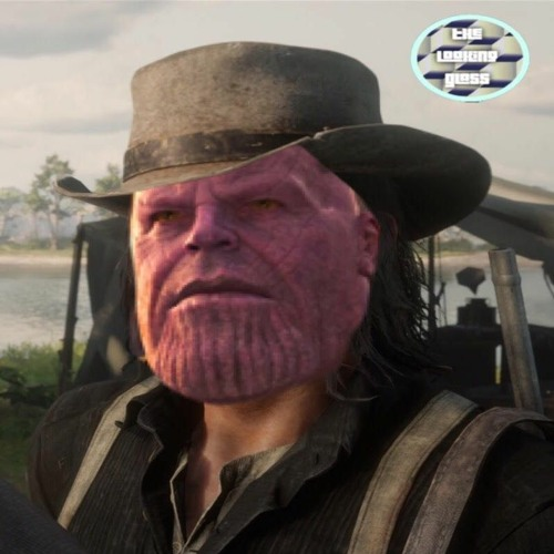 The Looking Glass EP 20 - Thanos Stay In Strawberry