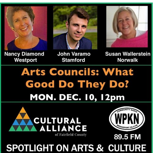 Spotlight on Arts & Culture  |  Arts Councils: What Good Do They Do? | 12/18