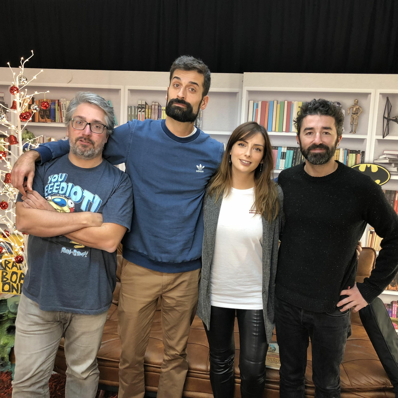 Ep. 8: Ah Sapa La Mão ou: Purpurinas na Barba | António Raminhos, Carolina Torres, Tiago Bettencourt