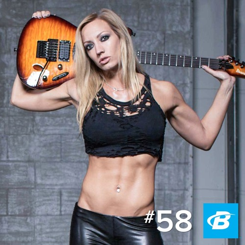 Episode 58: Metal Guitarist Nita Strauss on the Highway to Health