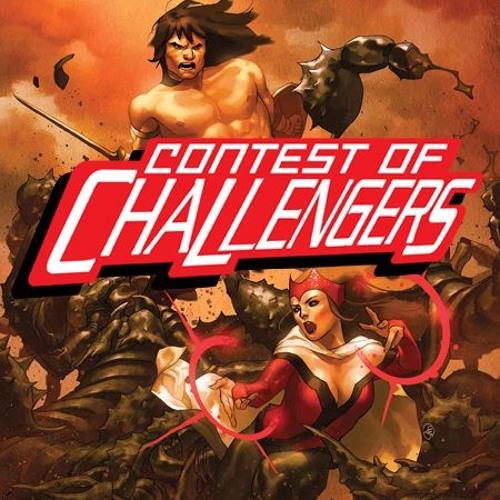 Marvel Movies vs. Marvel Comics (Contest of Challengers)