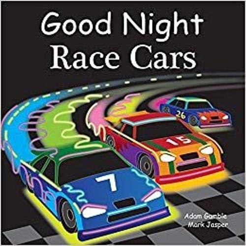 Kyle Kirkwood Reads Good Night Race Cars