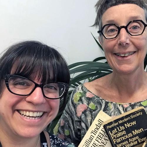 Robyn Annear's Desert Island Books May 2018