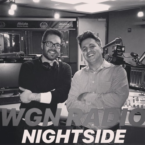 Mike Heidemann and Paul Take Over The WGN Radio Airwaves!