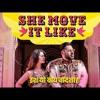 She Move It Like -  Badshah  Warina Hussain  ONE Album  Arvindr Khaira