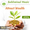 Subliminal Affirmations | Attract Money (VERY POWERFUL) ☯ Binaural Beats ⬇FREE DL⬇ 432Hz