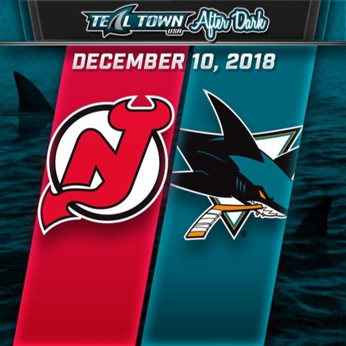 Teal Town USA After Dark (Postgame) - Sharks vs Devils - 12-10-2018