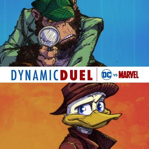 Detective Chimp vs Howard the Duck