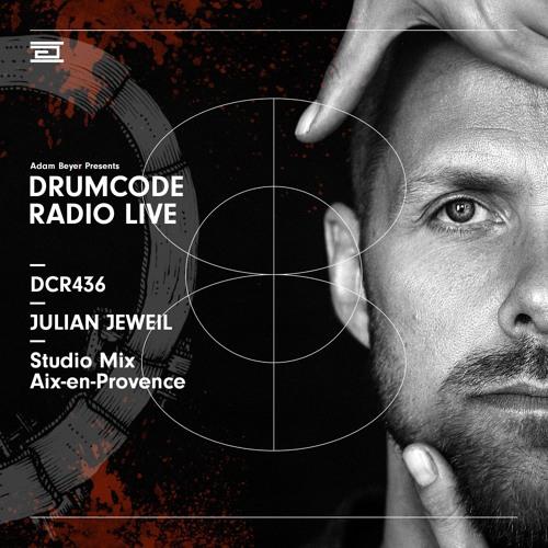 DCR436 – Drumcode Radio Live - Julian Jeweil Studio Mix in Aix-en-Provence
