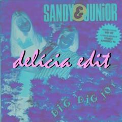 Sandy & Junior - Golpe Certo (delícia edit)