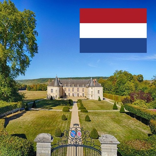 Er was eens het kasteel van de Condé-Prinsen