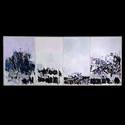 2098: Joan Mitchell, La Vie En Rose