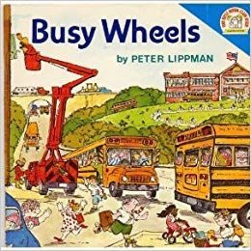 Chandler Horton Reads Busy Wheels