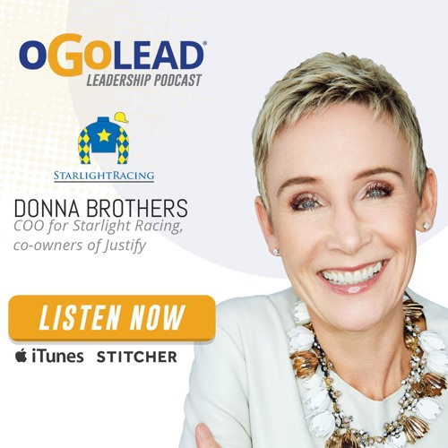 Donna Barton Brothers, COO, Starlight Racing and NBC Sports Commentator | #039