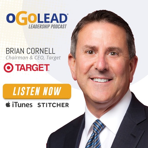 Target Corporation, Chairman & CEO, Brian Cornell | Episode #4