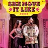 Download She Move It Like(Party Remix) - BADSHAH FT DJ RDT.mp3 Mp3