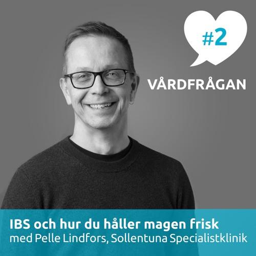 02: IBS och hur du håller magen frisk med Pelle Lindfors