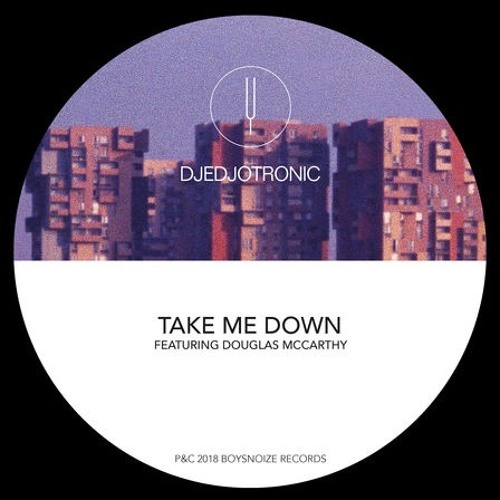 Take Me Down Feat Douglas Mc Carthy