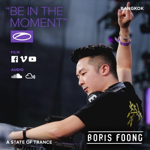 Boris Foong Warm-Up live at A State Of Trance 850 - Bangkok, Thailand