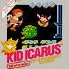 01. Title Screen - Kid Icarus NES