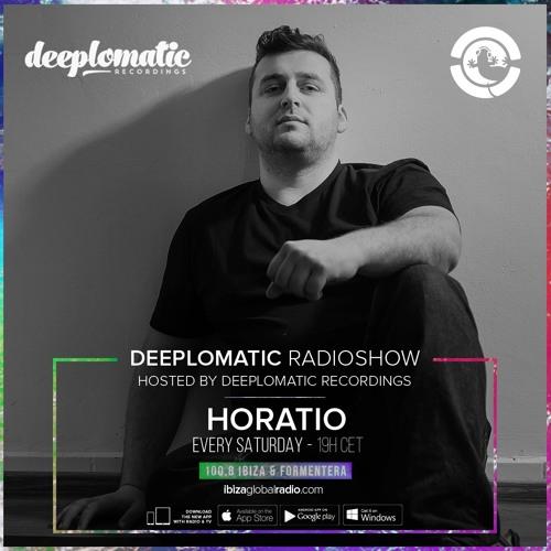 Deeplomatic Radio Show - HORATIO