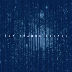 SDRCD05 - VA Goa Trance Legacy By Kanc Cover