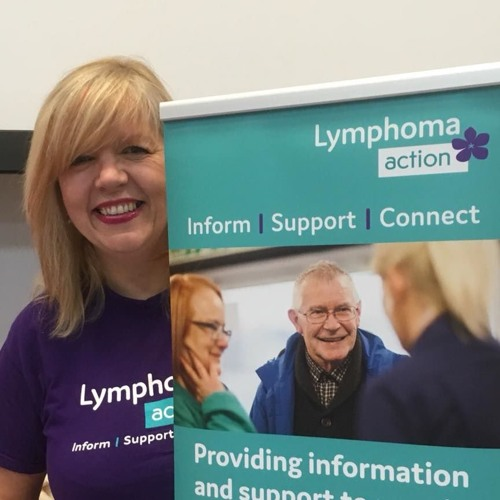 Karen Bonell - Lymphoma Action