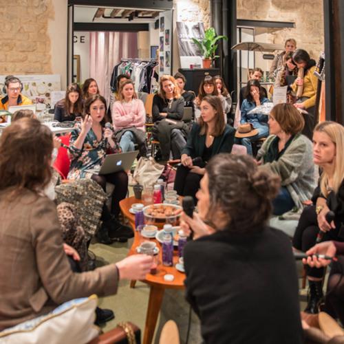 Autour du changement de vie au féminin : une table ronde Les déviations & Face to face