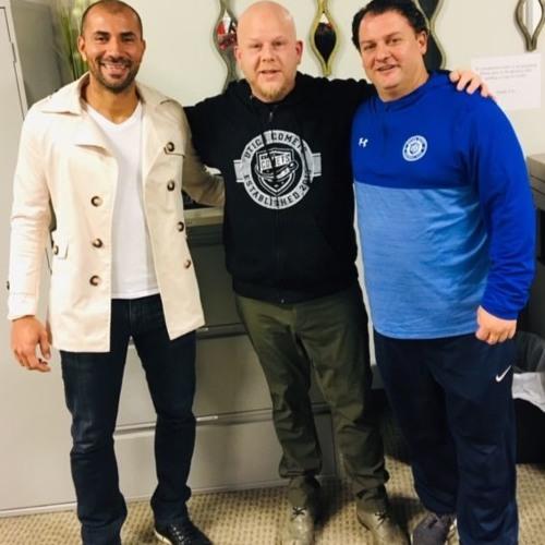 #Raincast Podcast: @UticaCityFC's Lucio Gonzaga & GM @TommyTannerUCFC Tommy Lucio