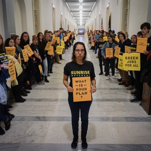 The Green New Deal and the shift to a new economy