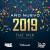 DJ Roma, DJ Ale & DJ Valenzuela - Mix Año Nuevo 2019 Portada del disco