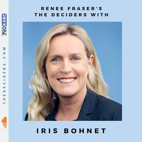 Changing Unconscious Bias at Work | Iris Bohnet