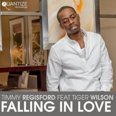 TIMMY REGISFORD FEAT. TIGER WILSON - FALLING IN LOVE (ALT VOCAL)